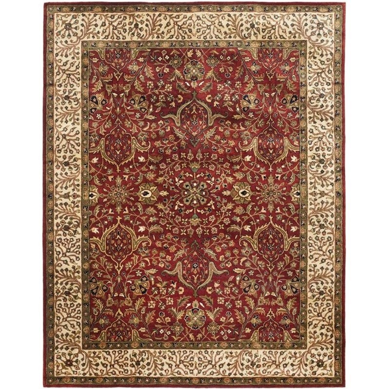 Safavieh Persian Legend Hand-Tufted Red / Ivory Area Rug