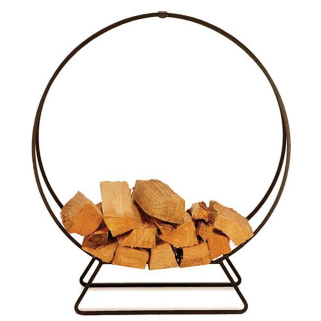 Napa Forge 18522 36'' Solid Steel Log Holder