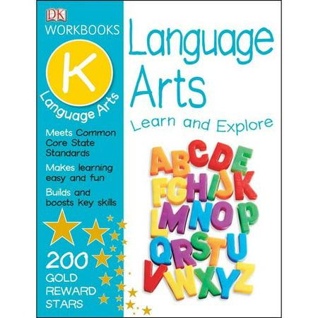 Language Arts Kindergarten