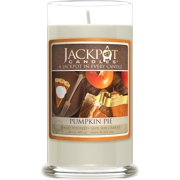 Pumpkin Pie Candle with Ring Inside (Surprise Jewelry Valued at $15 to $5,000) Ring Size 8