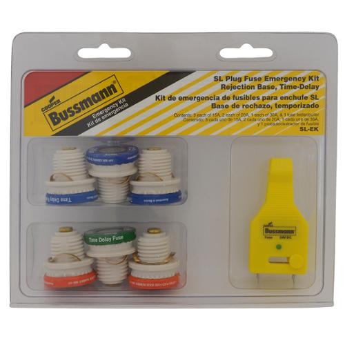 Bussman  SL-EK SL Plug Fuse Emergency Kit
