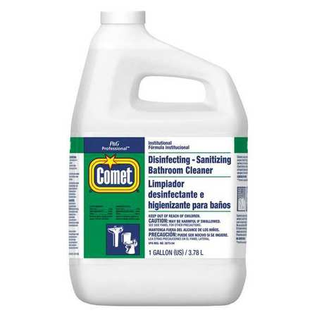 COMET 22570 Multiuse Cleaner, 1gal., Citrus, Bottle, PK3