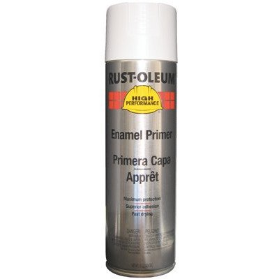 High Performance V2100 System Industrial Enamel Primers Style: Color White Clean Metal Primer (part# 209566)