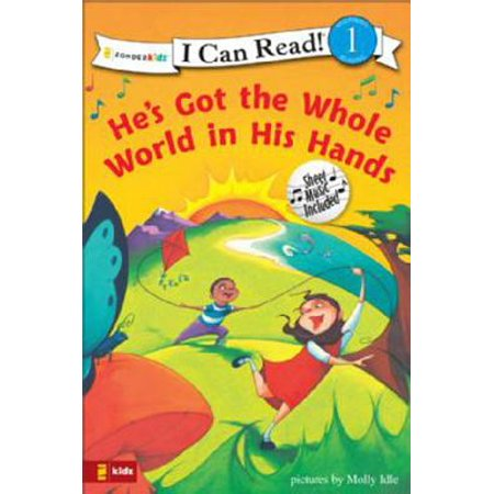 He's Got the Whole World in His Hands - (He's Got The Whole World)