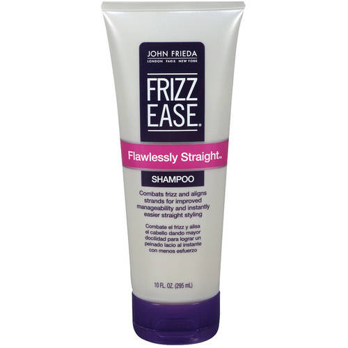 John Frieda Frizz-Ease Flawlessly Straight Shampoo, 10 Oz