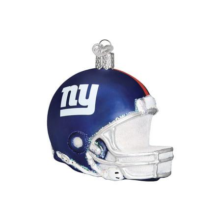 Ney York Giants Helmet Ornament
