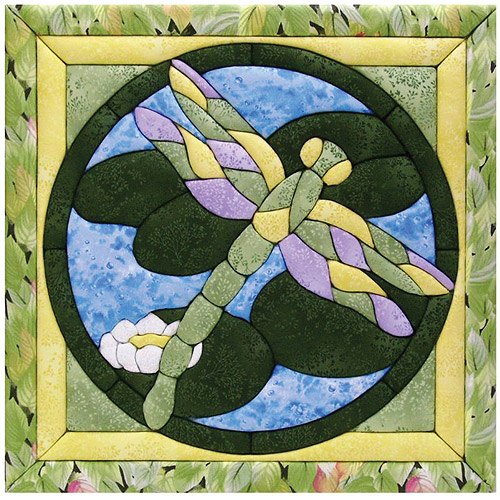 Quilt Magic Kit, Dragonfly