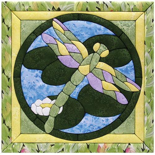 Quilt Magic Kit, Dragonfly