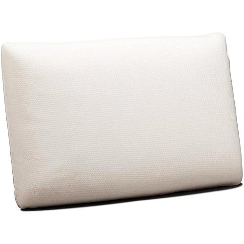 Super Soft Gusseted Memory Foam Pillow, 22'' x 16.5''