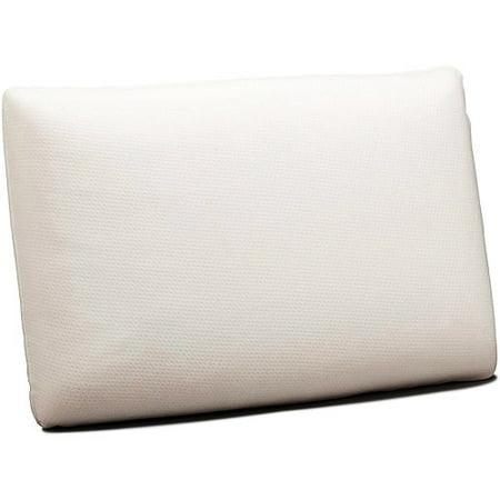 Super Soft Gusseted Memory Foam Pillow 22 X 16 5