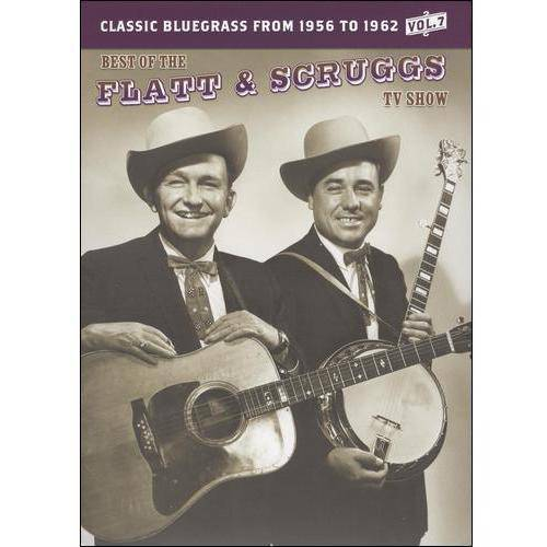 The Best Of The Flatt And Scruggs TV Show, Vol. 7 (Full Frame)