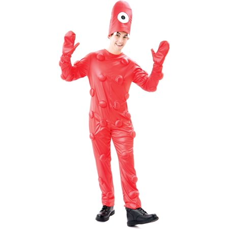 Yo Gabba Gabba - Muno Costume
