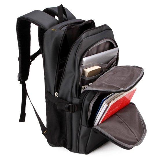 dfed7062c0b8 Bagail - Men s Laptop Waterproof School College Book Bag Backpack ...
