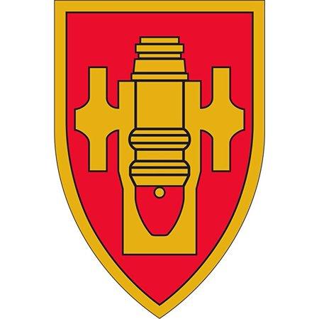 USMC / USN Combat Action Ribbon 11.75 Inch Decal