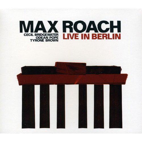 Max Roach Live In Berlin