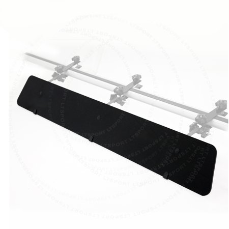 Fit Mercedes-Benz Wind Fairing Aerodynamic Roof Top Rack Cross Bars Air Deflector For 190E 300CE 300D 300E 300SD 300SE