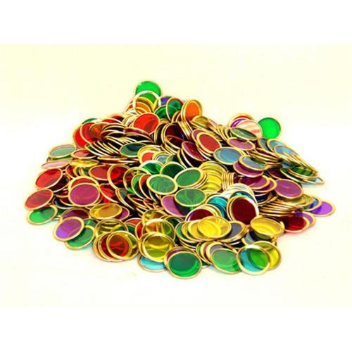 DOWLING MAGNETS DO-530 COUNTING CHIPS 500-PK-POLYBAGGED