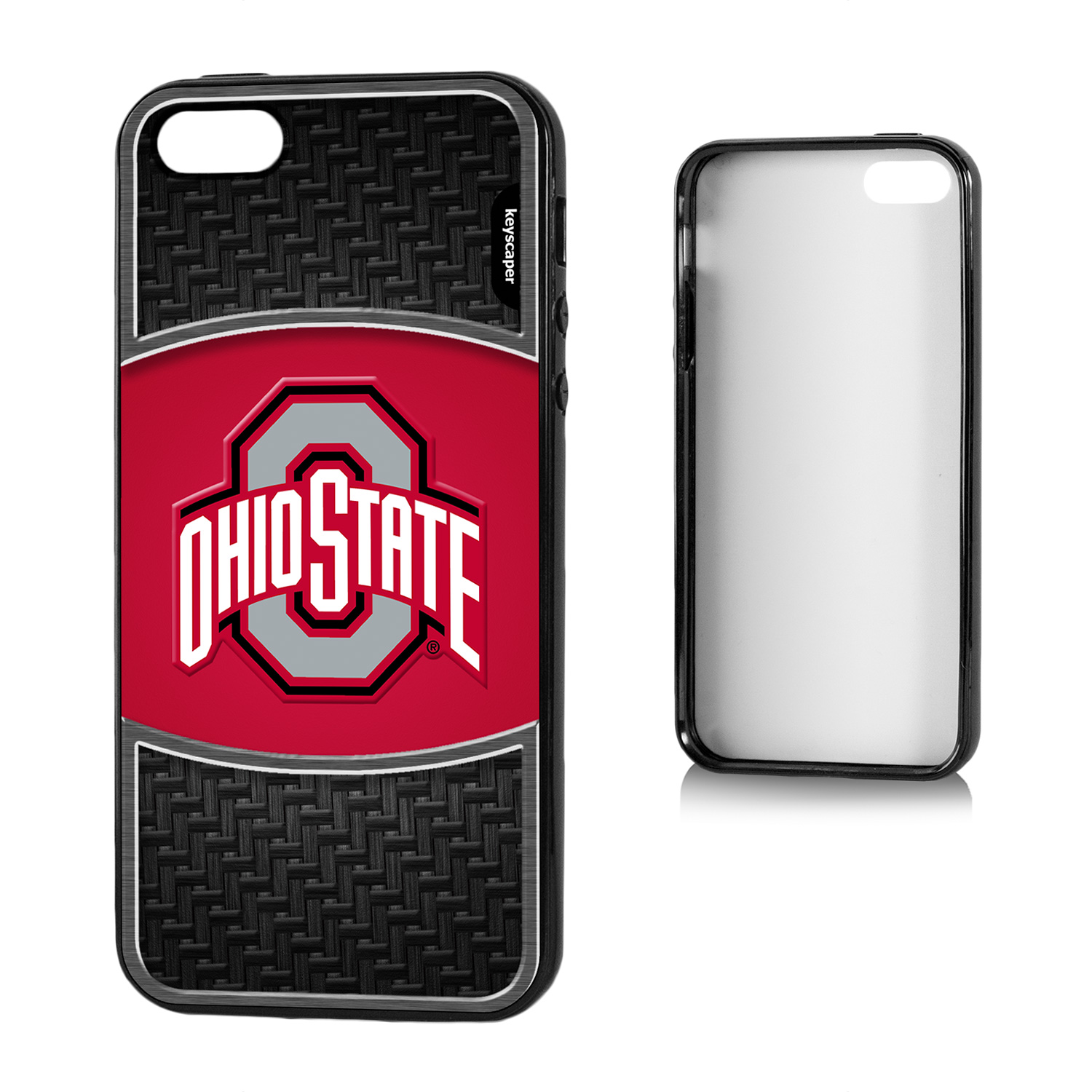 Ohio State Buckeyes iPhone 5 and iPhone 5s Bumper Case