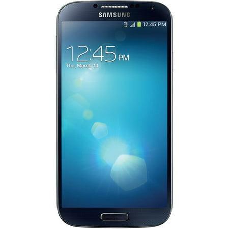 Walmart Family Mobile Samsung Galaxy S4 Smartphone  Black
