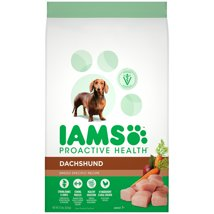 Dog Food: Iams Proactive Health Dachshund