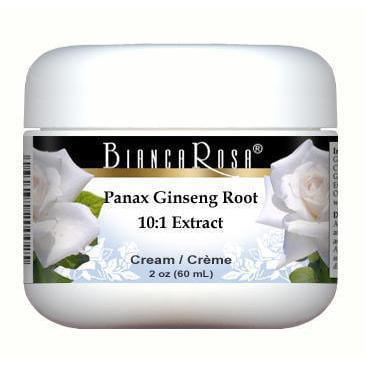 Extra Strength Panax Ginseng 10: 1 Extrait (30% ginsénosides) Crème (2 oz, ZIN: 514418)