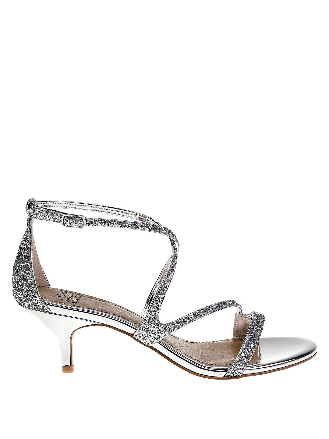 Queen Glitter Kitten Sandals Economical, stylish, and eye-catching shoes