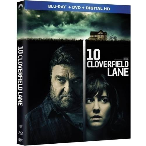10 Cloverfield Lane (Blu-ray   DVD   Digital HD)