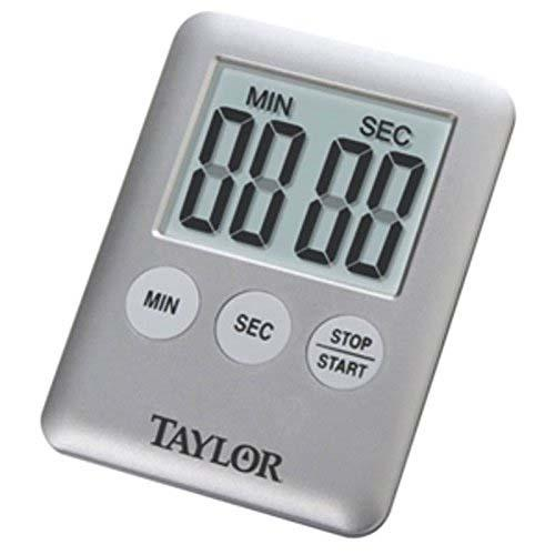Taylor Precision Products Classic Slim Digital Mini Timer 5842