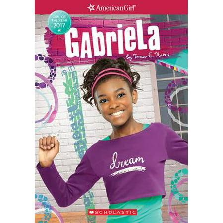 Gabriela (American Girl: Girl of the Year 2017, Book 1)](Halloween Beanie Boos 2017)