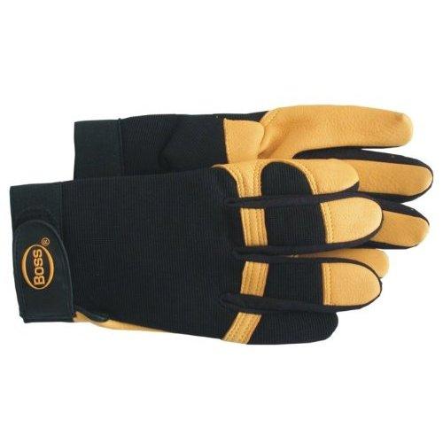 Boss Manufacturing 4087X Deerskin Spandex Glove
