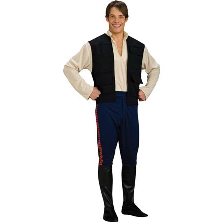 Morris Costumes Mens Tv & Movie Characters Star Wars Solo Duluxe XL, Style RU888740XL (Mens Movie Character Costumes)