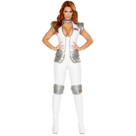 Astronaut Commander Costume, Sexy Astronaut Costume