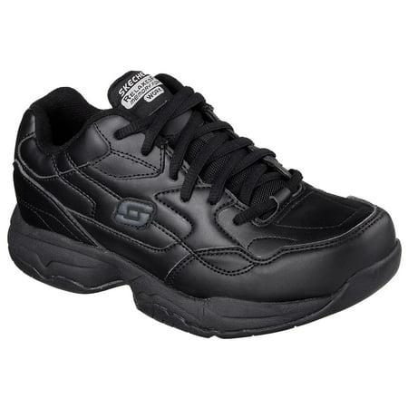 Skechers Work Women's Relaxed Fit Felton - Albie Slip Resistant Work Shoe