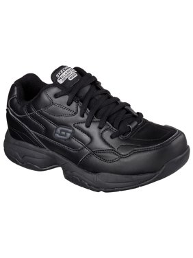 Skechers Work Women's Relaxed Fit Felton - Albie Slip Resistant Work Shoe