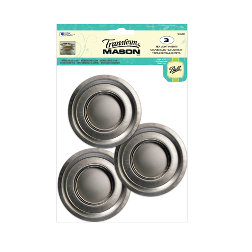 JARDEN HOME BRANDS 1026303 3Pack Tea Light Inserts