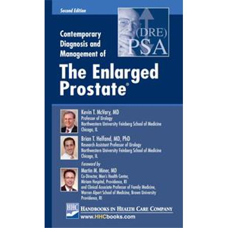 Contemporary Diagnosis and Management of The Enlarged Prostate®, 2nd edition - eBook