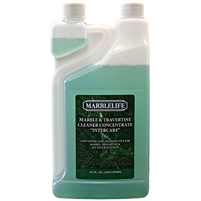 Marblelife Marble & Travertine Cleaner Concentrate Intercare,
