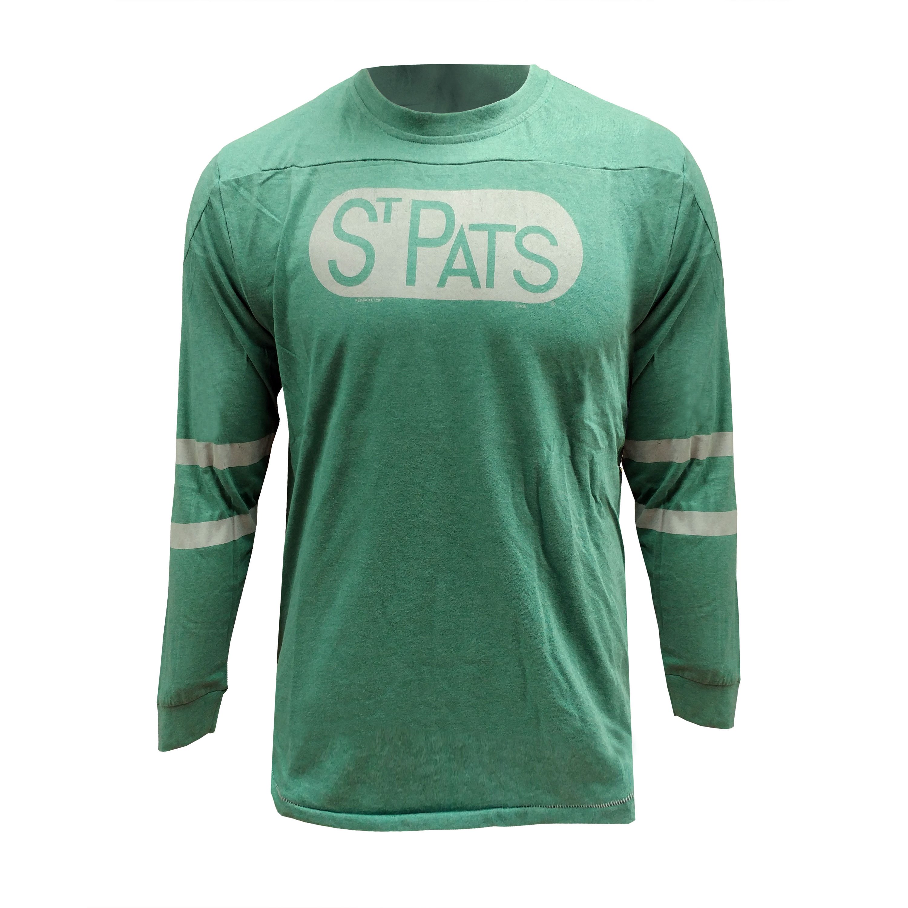 online store ca1a5 53627 Toronto St. Patricks NHL Vintage Thompson Long Sleeve