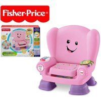 Fisher-Price Laugh & Learn Smart Stages Chair, Includes Smart Stages technology, 50+ sing-along, Pink,  New!