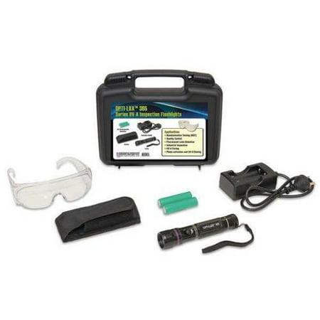 Spectroline Olx 365 Inspection Uv Flashlight  Black  Led