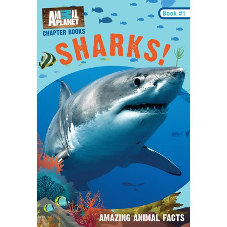 Sharks! (Animal Planet Chapter Books #1)