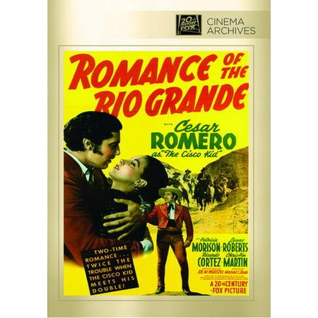 Romance Of The Rio Grande (DVD)