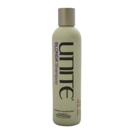 Blonda Shampoo Toning by Unite for Unisex - 8 oz Shampoo - image 2 of 3