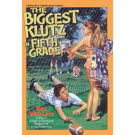 The Biggest Klutz in Fifth Grade](5th Grade Halloween Stories)
