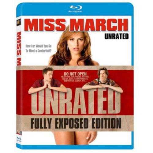 Miss March (Unrated Fully Exposed Edition) (Blu-ray) (Widescreen)