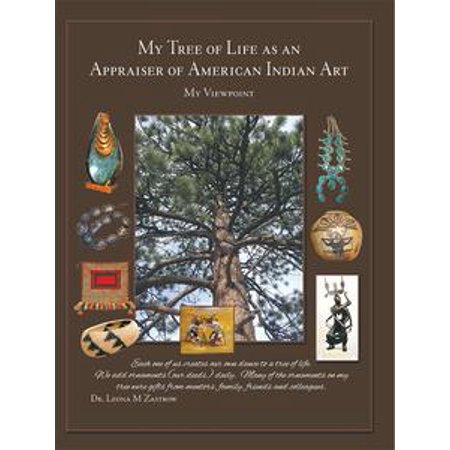 Indian Tree Saucer - My Tree of Life as an Appraiser of American Indian Art - eBook