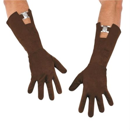 Costumes For All Occasions Dg28681 Captain America Movie Gloves