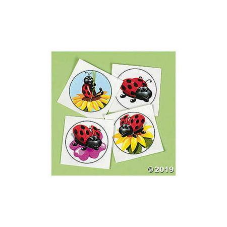 Lady Bug Tattoos (Ladybug Tattoos)