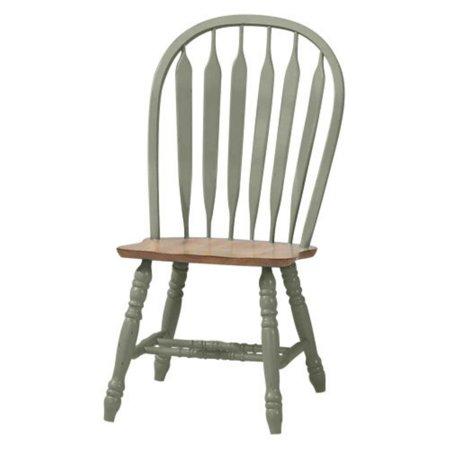 Wondrous Eci Cross Creek Bow Back Dining Side Chair Set Of 2 Lamtechconsult Wood Chair Design Ideas Lamtechconsultcom