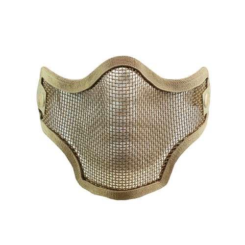 Valken 59067 2g Wire Mesh Tactical Mask Tan